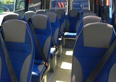 16 seat mini-coach hire
