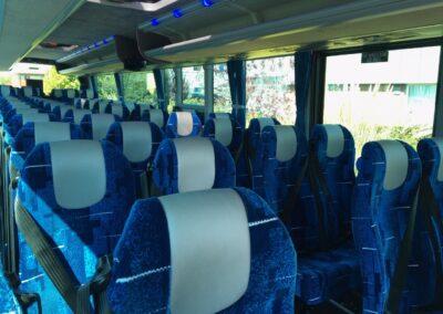 59 seat coach hire